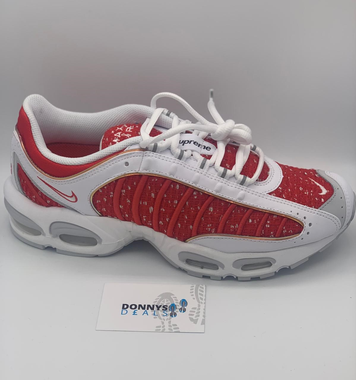 buy popular 0f505 7eb52 Nike Air Max Tailwind 4 Red